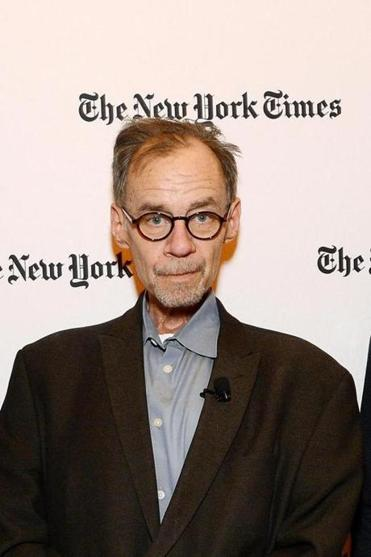 New York Times media columnist David Carr.