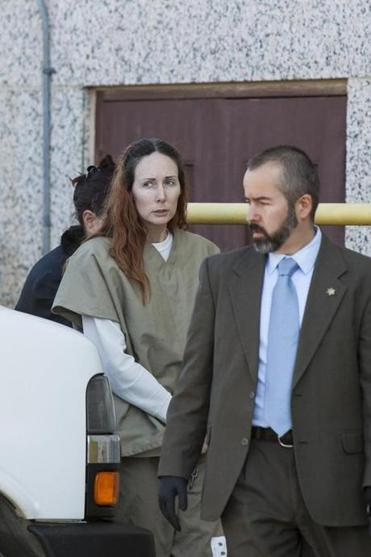 Shannon Richardson pled guilty in December 2013 to sending ricin-laced letters to President Obama and other officials.