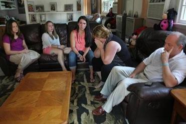 "The Pelletier family — sisters Jessica, Julia, and Jennifer and parents Linda and Lou — were told by a state child protection official that it was ""not safe"" for Justina at their home."