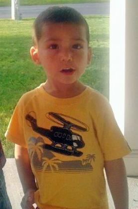 Jeremiah Oliver, 5, went missing late last year and is feared dead.