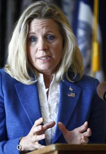 "Liz Cheney did not detail her family's ""health issues."""