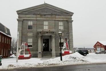 Despite a lean budget, the maritime museum attracted 22,300 visitors in 2013, up from 8,500 in 2011.