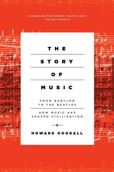 "Howard Goodall's ""The Story of Music"" covers a lot of ground and a lot of artists, like (clockwise from top left) Beethoven, Mozart, and Stevie Wonder."