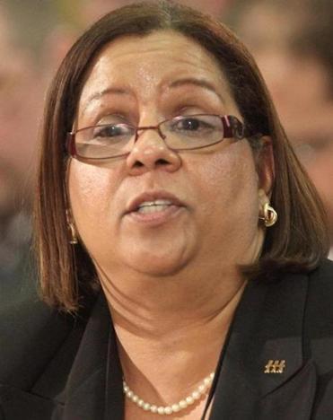 DCF Commissioner Olga Roche. - maeda_24hearing_met6