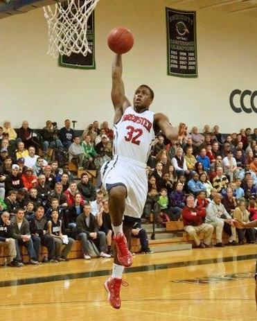 Jared Terrell averages 17 points a game at Brewster.