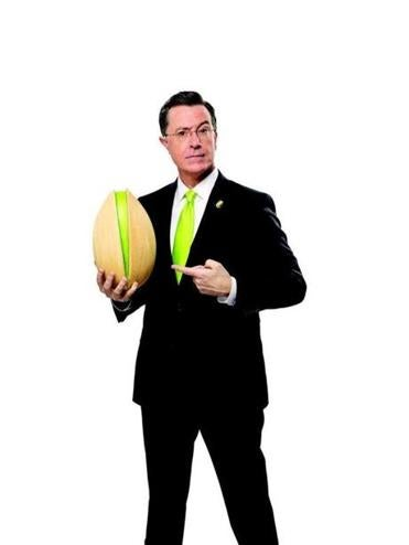 Wonderful Pistachios will feature comedian Stephen Colbert in its ad this year.