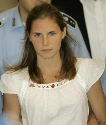 An Italian appeals court uphheld the murder conviction against Amanda Knox.
