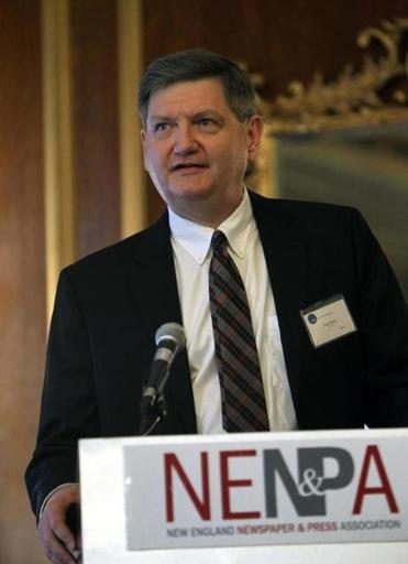 New York Times reporter James Risen was given a First Amendment award.