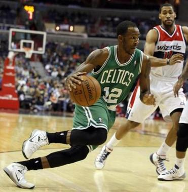Celtics swingman Chris Johnson has impressed his teammates and coaches during his stint with the team.