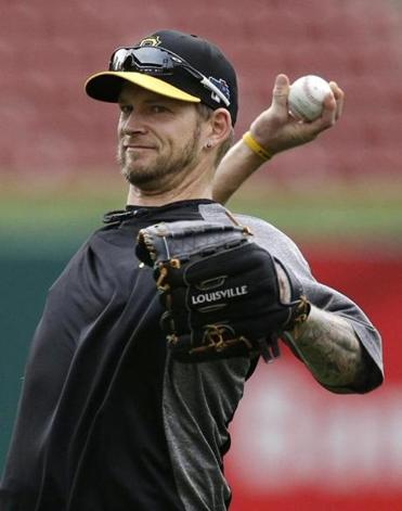 A.J. BURNETT: Testing the waters