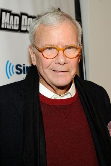 Tom Brokaw was photographed in New York City on Nov. 21, 2013.