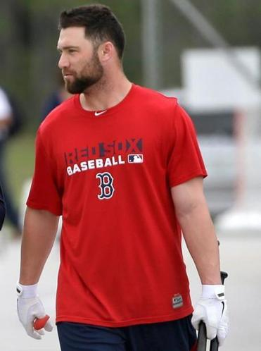 Bryce Brentz is working on pitch selection and working deeper into the count. It's an organization-wide goal for the Red Sox.