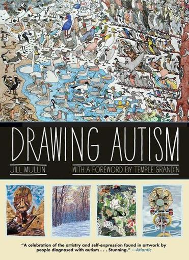 Drawing Autism Book Cover.