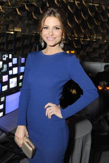 Maria Menounos attended the Emerson College Los Angeles grand opening gala on March 8.