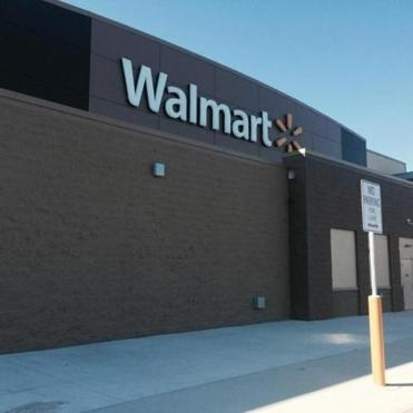 Walmart says the new Raynham  store, the second in town, will employ about 300 full- and part-time workers. The company doesn't think one store will draw from the other.