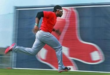 """You always play with a chip. You always want to prove people who doubt you wrong, but it's not something you have to vocalize,"" Jackie Bradley Jr. says."
