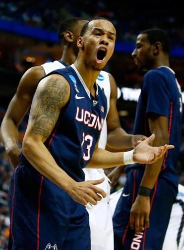 UConn's Shabazz Napier's game reminds many of Kemba Walker.