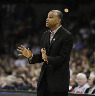 Tommy Amaker has been Harvard's coach for seven seasons.