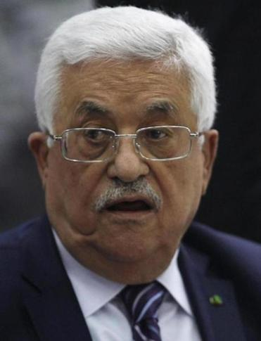 President Mahmoud Abbas cited Israel's failure to release prisoners as agreed.