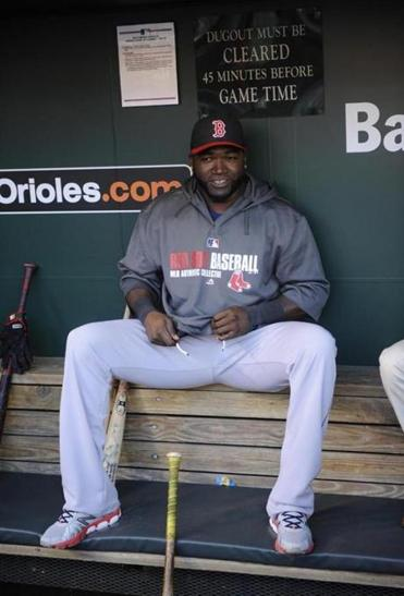After Tuesday's whirlwind day at the White House, David Ortiz prepares to face the Orioles Wednesday. Nick Wass/Associated Press