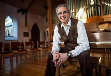 Andrew Clarkson is director of music and organist at St. Paul's Episcopal Church in Brookline.