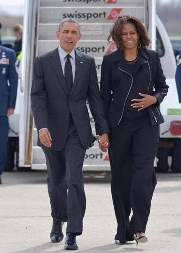President Obama and wife Michelle paid an effective federal income tax rate of 20.4 percent on $481,098.