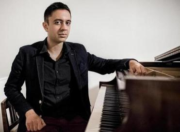 Vijay Iyer is a lecturer at the Berklee event.
