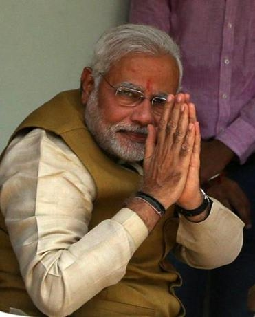 Narendra Modi is positioned to become the next prime minister of India.