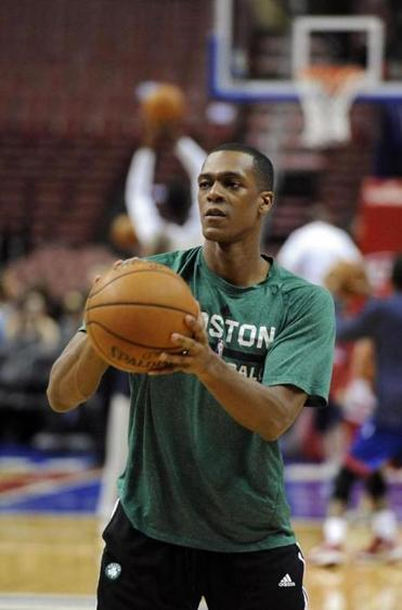 Rajon Rondo will be a free agent after next season.