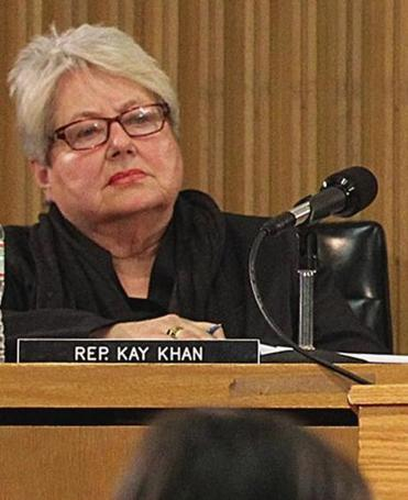 """There is a tremendous need for improvement,"" said state Rep. Kay Khan."