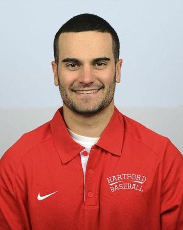 University of Hartford catcher James Alfonso was selected by the Seattle Mariners in the 30th round of the MLB draft.