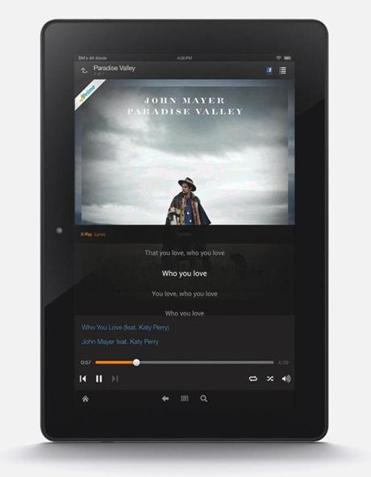 Amazon will offer more than a million tracks for streaming and downloading to its Prime customers.