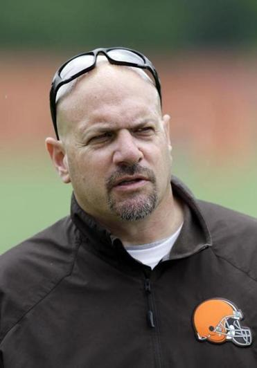 Browns head coach Mike Pettine was the Jets' defensive coordinator from 2009 to 2012.