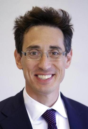 Independent candidate for Massachusetts governor Evan Falchuk.