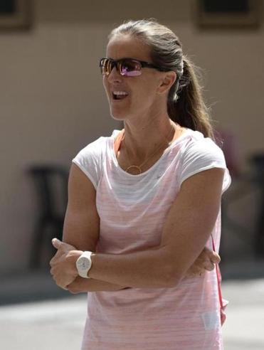 Brandi Chastain, former member of the US Women's National Soccer Team, is part of a group of professional players speaking out against heading.