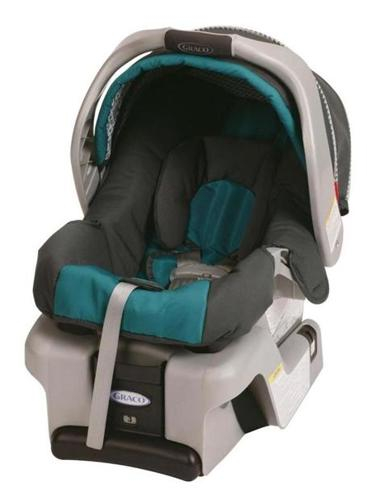 A SnugRide Classic Connect infant car seat from Graco was among those recalled.