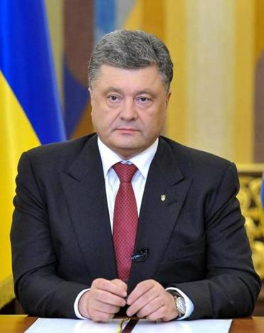 Ukraine's president, Petro Poroshenko, said he is ready for more talks with Russia and the rebels.