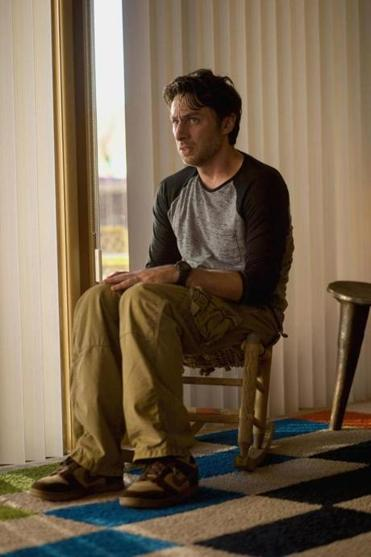 "Zach Braff stars in and directed the drama ""Wish I Was Here."""