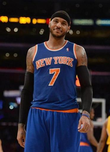 Carmelo Anthony had met with the Chicago Bulls, Los Angeles Lakers and Houston Rockets.