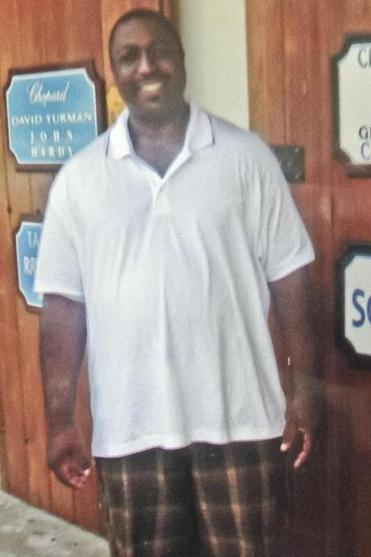 Eric Garner was seen in an undated family photo.