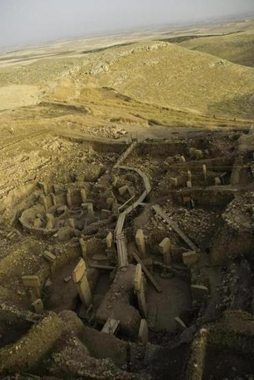 Göbekli Tepe in southeastern Turkey is thought to be the world's oldest temple.