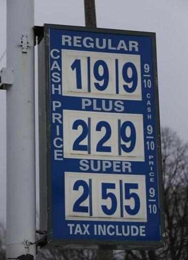 The gas station at 1422 Centre Street is selling the cheapest gas in the state for $1.99 a gallon.