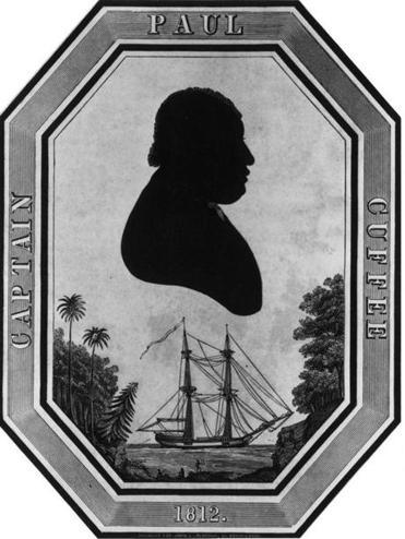 Captain Paul Cuffee, a freed slave, was instrumental in securing the vote for black property owners in Massachusetts.