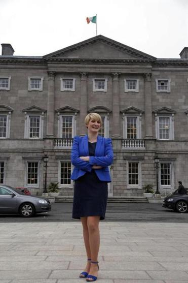"Gay marriage is ""now seen as a liberal Dublin issue, and I hear that all the time,"" said Senator Averil Power of the Labour Party."