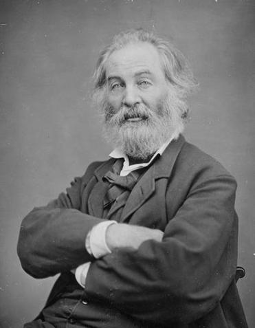 When his younger brother was wounded in the Battle of Fredericksburg in 1862, Walt Whitman rushed to his side, thus beginning three years of tending the wounded.