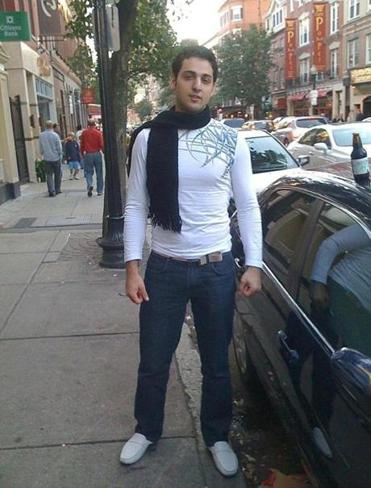 Photo of Tamerlan Tsarnaev presented by the defense on Tuesday.