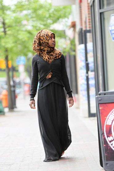 Halima Osman, 16, has applied for summer jobs in retailing but has not received any responses.