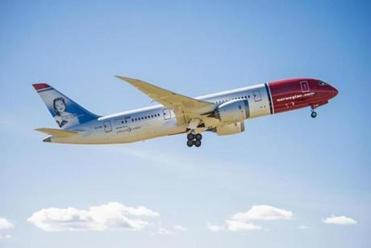 Norwegian Air Shuttle ASA currently operates eight Boeing 787 Dreamliners, which will be used on Boston-Europe trips.