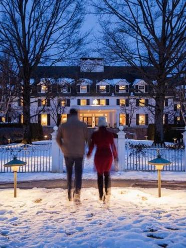 Woodstock Inn in Woodstock, Vt., promises some Cyber Monday deals.