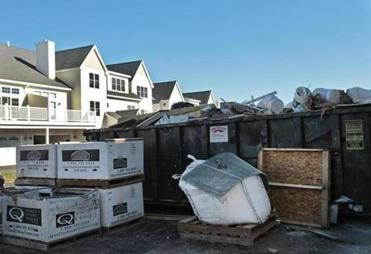 Symes Associates, which is building condos in Danvers, said business is down since 2005.